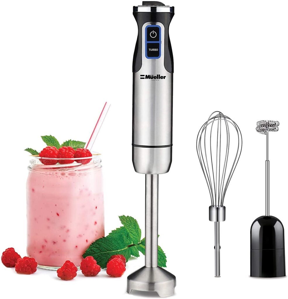 Mueller Immersion Blender