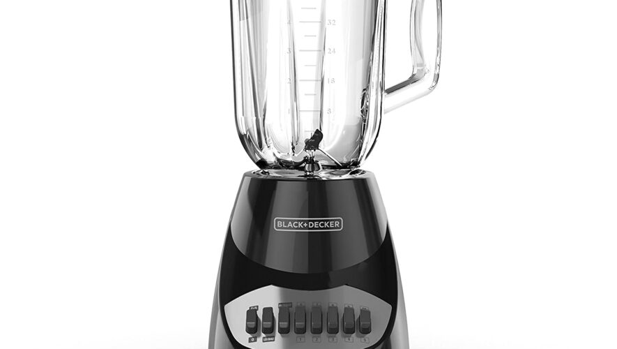 Black And Decker 6 Cup 10 Speed Blender